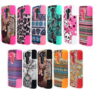 LG G3 D855 Dual Layer T-Stand Impact Armor Hybrid Rubber Cover Case