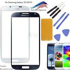 Replacement Front Screen Glass Lens for Samsung Galaxy S5 S4 S3 + Tools Kit