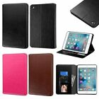 For Apple iPad Mini 4 Folio Stand Leather Ultra Card Slot Case Cover