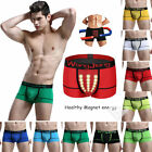Men's physiologica Far Infrared Ray ion magnetic Health Briefs Underwear Boxer