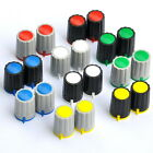 High Quality Knob, for 6mm 18 Teeth Shaft Potentiometer, 10 Colors to selectable