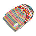 1 Pcs Cute Baby Winter Strip Cap Girls/Boys Children Knitted Hat 4 colors K10