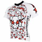 Fried gas Skull Cycling Jersey Bike Bicycle Clothing Short Sleeve Jersey Top