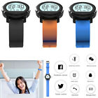 For Smartphone Unisex Smart Watch Bluetooth 4.0 Watch Sports Wrist Watch Mens UK