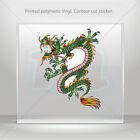 Stickers Decal Dragon Japan Helmet Motorbike Boat Door vinyl Garage mtv RS625