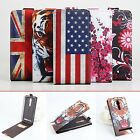 """Protective PU Leather Flip Cover Wallet Case For 5.5"""" ASUS Zenfone 2 Smartphone"""