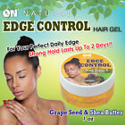 ON NATURAL Edge Control Hair Gel 1 oz. [Argan & Keratin]