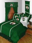 Boston Celtics Comforter and Pillowcase Twin Full Queen King Size