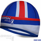 Cycling Skull Cap Under Helmet Cycle Windstopper Thermal One Size UK Flag