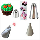 New Icing Piping Nozzles Tips Pastry Bag Cake Cupcake Sugarcraft Decor Tool TB