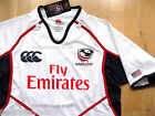 L or 3XL USA EAGLES PRO RUGBY SHIRT jersey Canterbury of NZ Home NEW