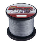 Spider 109 Yards-2187 Yards 6LB-300LB Grey 100%pe Dyneema Braided Fishing Line
