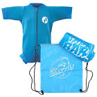 Newborn Baby Wetsuit Starter Swim Set - Wetsuit + Towel + Bag by Two Bare Feet