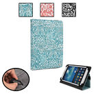KroO Paisley Universal Fit Folio Cover Case fit NuVision 8
