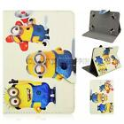 "universal 7"" 8"" 10"" 10.1inch android tablet case stand cover Cartoon princess"