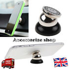 Magnetic Support Phone Holder Universal Car Cell Stand Mount For Iphone 6 7 8 X