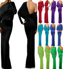 Women Convertible New Evening Maxi Multiway Club Dress Jersey Party 7 Color Hot
