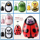 """New Kids boys girls animal Wheeled Suitcases Rolling Luggage 17""""/H46*L33*W23cm"""