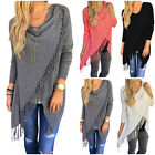 Women Casual Long Sleeve Cardigan Knit Tops Sweater Knitwear Coat Outwear Autumn