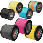 11Colors 6-100LBS Dyneema 4 Strands PE Braided Fishing Line 100M -2000M