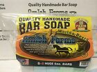 AMISH FARMS WORLD'S BEST SOAP ~ QUALITY HANDMADE BAR SOAP ~ 5 BAR FIVE OZ PACKS