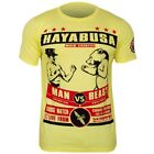 Hayabusa Mens Gentleman Vs Beast -Yellow