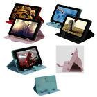 """4 Colors NEW Leather Folder Pouch Cover Skin Case For 9"""" Tablet PC US SHIP"""
