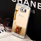 Mirror Luxury Bling TPU Soft Gel Case Back Cover Skin For Samsung Galaxy Note