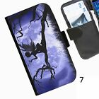 FAIRY TREE LEATHER PHONE CASE cover for the iPhone Samsung Sony Blackberry