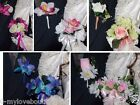 2PCS Arm for the Corsage & Boutonniere Package Set Or Can be for a Garter too!