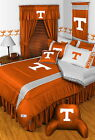 Tennessee Volunteers Comforter Sham Pillowcase Valance Twin to King Size