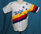 BINGO LONG TRAVELING ALL-STARS MOVIE JERSEY  BILLY DEE WILLIAMS  SEWN  XS - 5XL