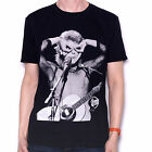 David Bowie T Shirt - Hand Glasses On Stage Portrait 100% Official