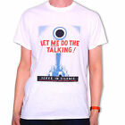 Let Me Do The Talking T Shirt - Classic USA WAR Propoganda Poster