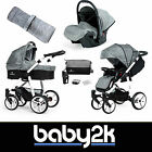 Venicci Complete Baby Travel System Pushchair Pram Carrycot & Car Seat BNIB