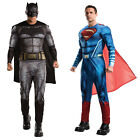 Rubies Adults DC Comics Dawn Of Justice Batman VS Superman Fancy Dress Costume