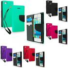 For Apple Iphone 5 5s Wallet Flip Tpu Cover Case Id Card Slot Holder Accessory