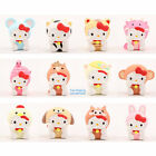 JAPAN SANRIO HELLO KITTY 12 ZODIAC CERAMIC DECORATION