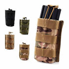 Molle Belt Tactical Military Single  Magazine Pouch Cartridge Clip Bag Great   S