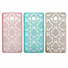 Carved Damask Vintage Pattern Hard Case Cover For Samsung Galaxy A5 Trusty