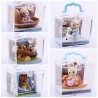 JAPAN EPOCH SYLVANIAN FAMILIES CARRY BAG - BABY CRADLE/ROCKING HORSE/SWING
