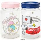 JAPAN SANRIO LITTLE TWIN STARS SNOOPY PLASTIC STORAGE TANK
