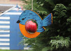 Bird Shaped Feeder Apple Fat Ball Garden...