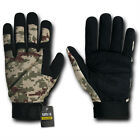 Digital Camouflage Tactical Army Gloves Hunt Work Camp Rapid Dominance T09