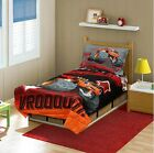 NEW - BLAZE AND MONSTER MACHINES 4-PIECE TODDLER BEDDING SET