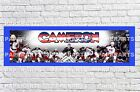 Personalized Columbus Blue Jackets Name Poster with Border Mat Sport Art Banner $16.5 USD on eBay