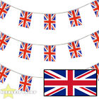 UNITED KINGDOM BUNTING 200FT COUNTRY FLAG 60M PARTY DECORATION PVC ALL WEATHER