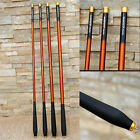 1Pc Telescopic Retractable Hand Pole Carbon Fiber Freshwater Fishing Rod 4 Size