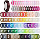 "25 Yards a Roll Satin Ribbon 2"" 50mm Wedding Party Favours Sewing OB.V-RN0008"