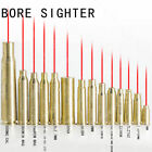 .45/9MM/12GA/7.62X39/.223REM Red Dot Laser Bore Sight BoreSighter & Free Battery